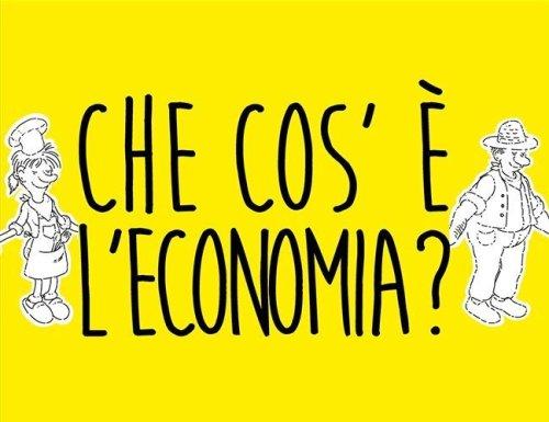 cos'è l'economia? Immagine tratta dal e-Book