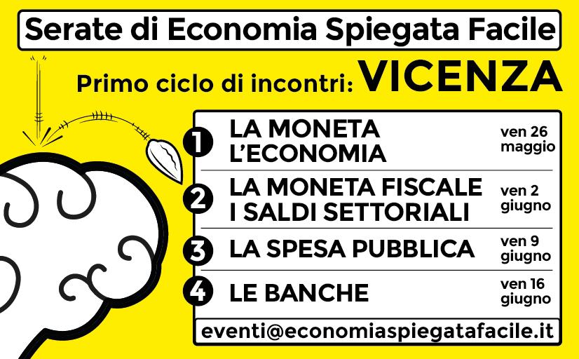 serate di economia spiegata facile primo ciclo