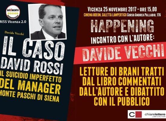 David Rossi, suicidio imperfetto