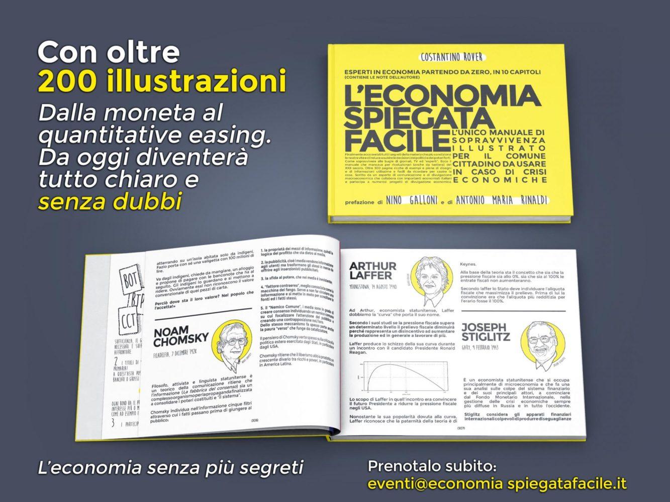 Manuale di economia: L'Economia Spiegata Facile