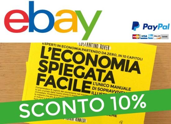 libro di economia spiegata facile su ebay