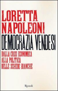 """Presentazione del libro """"Democrazia Vendesi"""" a Milano il 6 febbraio"""