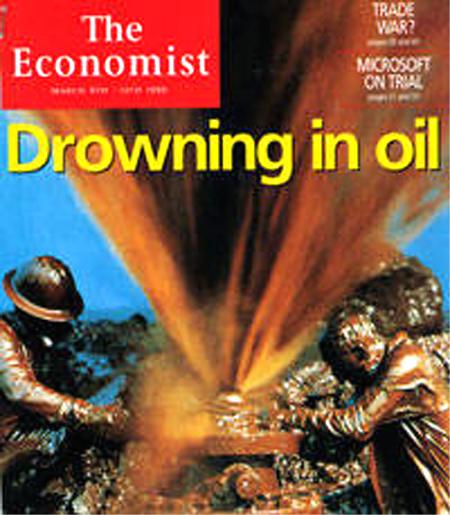 Economist Cover 1  Economic Undertow