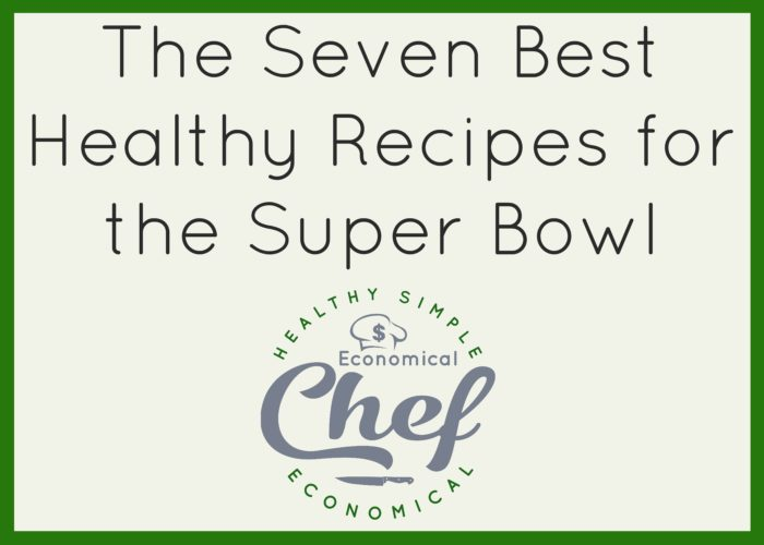 Best Healthy Recipes for the Super Bowl