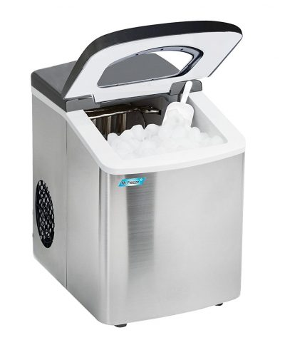 Mr. Freeze Portable Ice Maker with Lid
