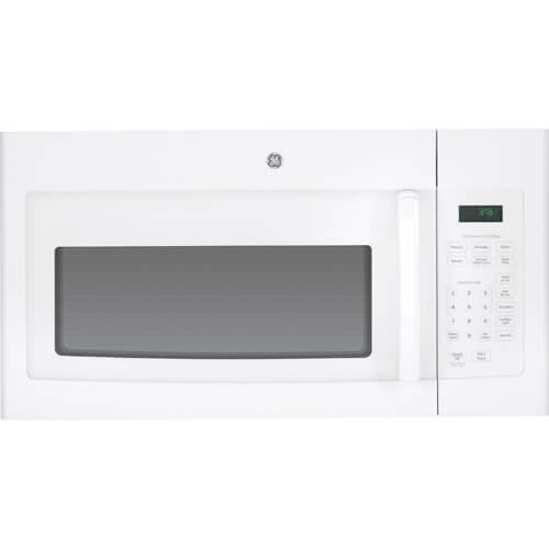 3. White Range Microwave