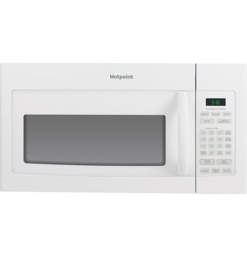 8. Hotpoint Microwave Oven