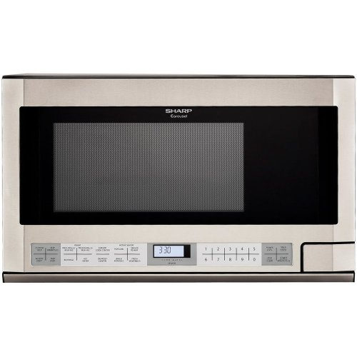 9. Sharp Counter Microwave