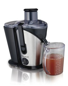 2. Hamilton Beach Juice Extractor