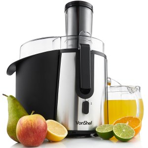 3. VonShef Professional Powerful juicer