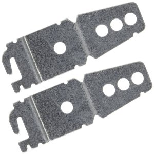 Dishwasher Undercounter Bracket 2 Pack for Whirlpool