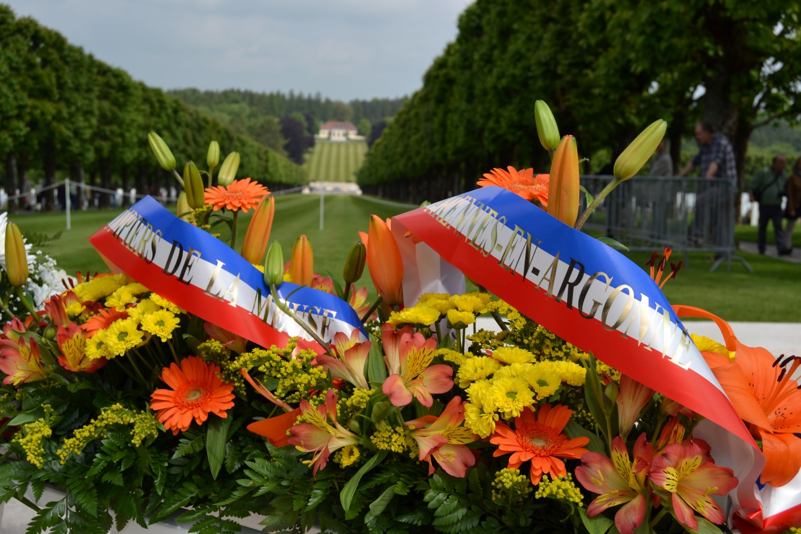 Meuse-Argonne US Cemetery - euro-t-guide - What to see ...