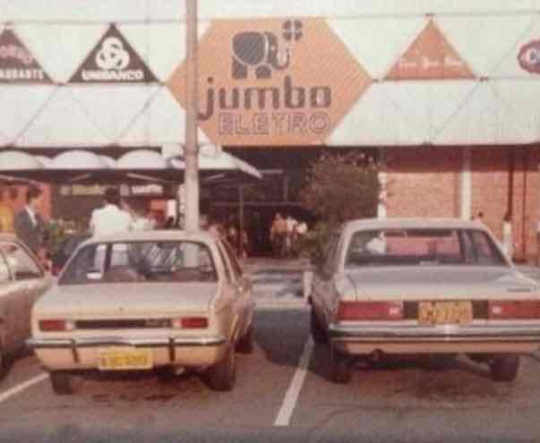 Jumbo-Eletro: Primeira maior rede de supermercado