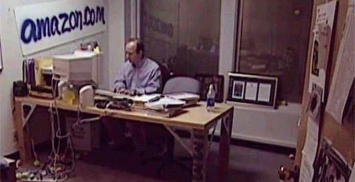 Jeff Bezos por Jeff Bezos