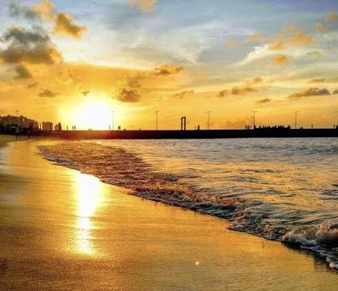 Projeto Pôr do Sol Fortaleza deste domingo celebra o Novembro Azul
