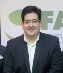 Yuri Torquato - Presidente da Federação das Associações de Jovens Empresários do Ceará (FAJECE).