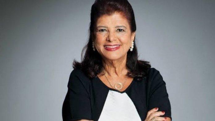 Luiza Trajano - Presidente do Conselho Administrativo da rede varejista Magazine Luiza. ( Reprodução/Instagram )