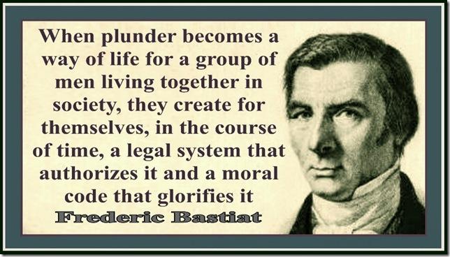 plundering the economy