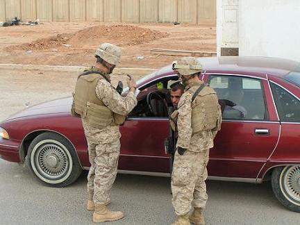 Ирак, Аль-Карама 14.05.2006