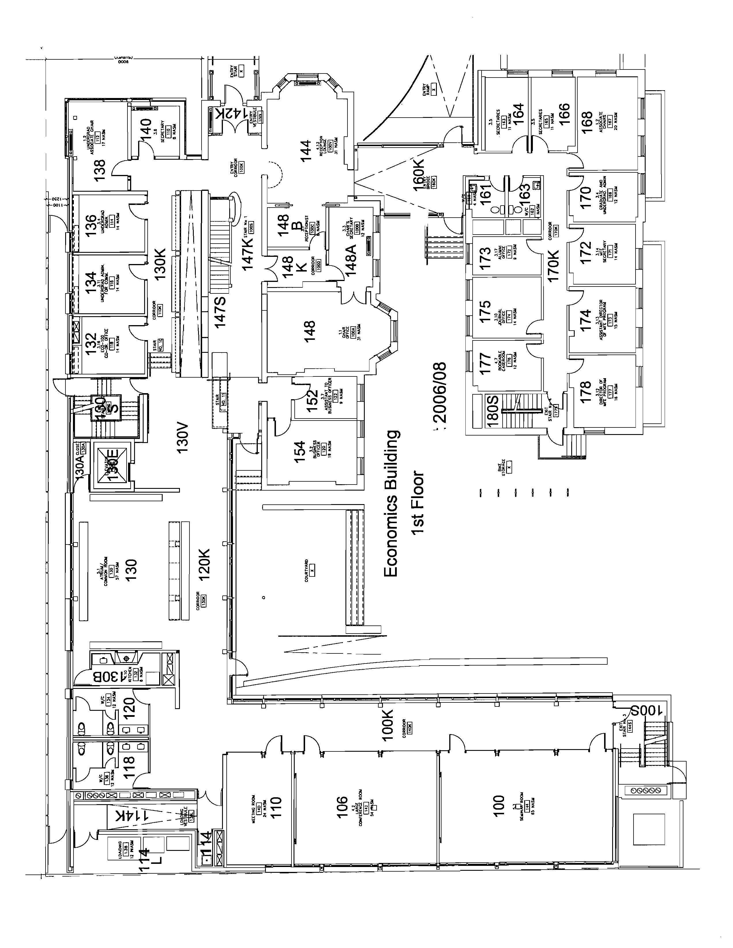 U of T : Economics : Overview of the Economics Building