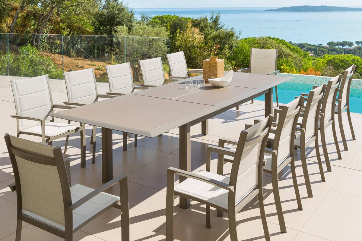 La table de jardin latout dco  Economiser  la maison