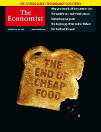 The End of Cheap Food - Economist