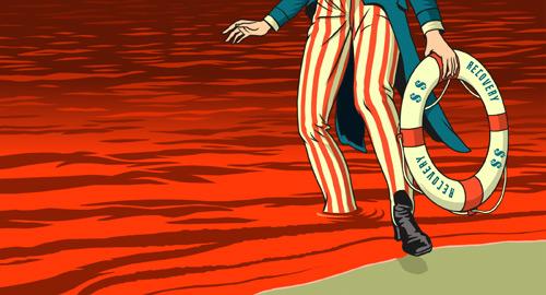 Illustration by Bill Butcher