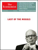 Capa da Economist, Recoil