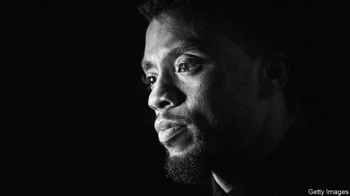 Chadwick Boseman died on August 28th   The Economist