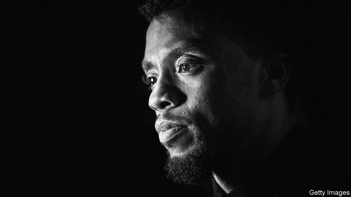 To be a king - Chadwick Boseman died on August 28th   Obituary   The  Economist