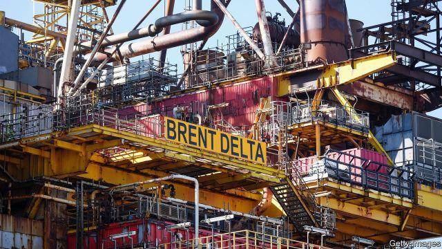 The Economist explains - What is Brent crude? | The Economist ...