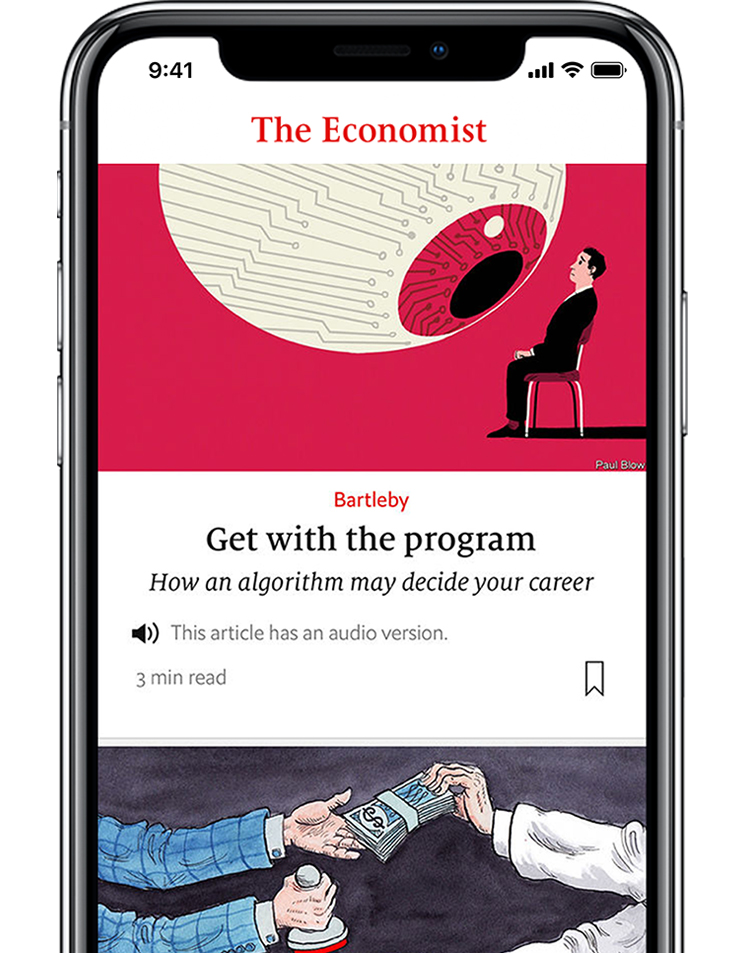 the economist apps repackaged