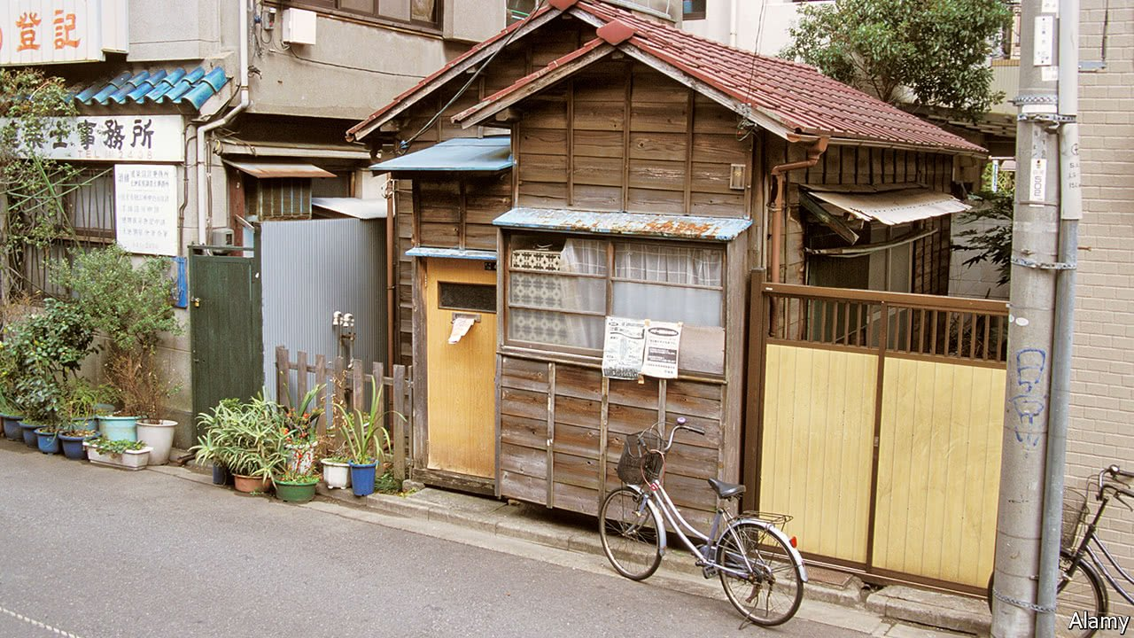 why japanese houses have