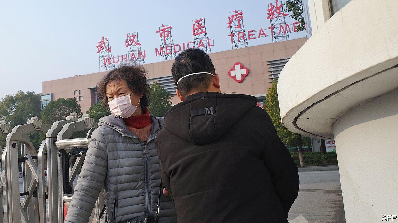 Emerging diseases - A new human coronavirus has appeared in China ...