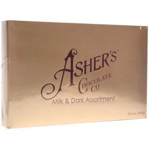 Asher's Chocolate Co - Milk & Dark Assortment