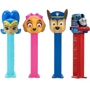 Pez - Nickelodeon Mix - 12 Count Box