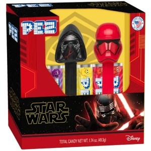 Pez - Star Wars - The Rise of Skywalker - Kylo Ren & Sith Trooper Gift Set