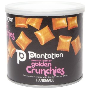 Plantation Peanut Butter Golden Crunchies