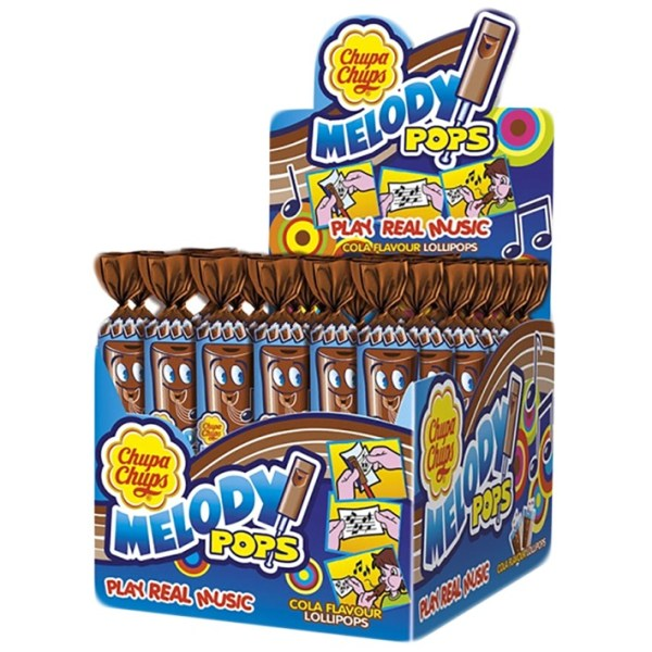 Chupa Chups Melody Pop - Cola