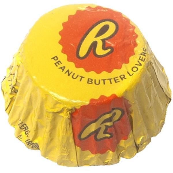 Reese's Peanut Butter Cups - Milk Chocolate Peanut Butter Lovers - Miniatures