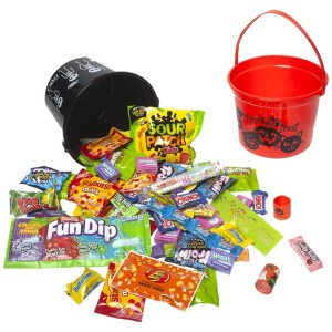 $15 Pre-Made Halloween Trick or Treat Pail