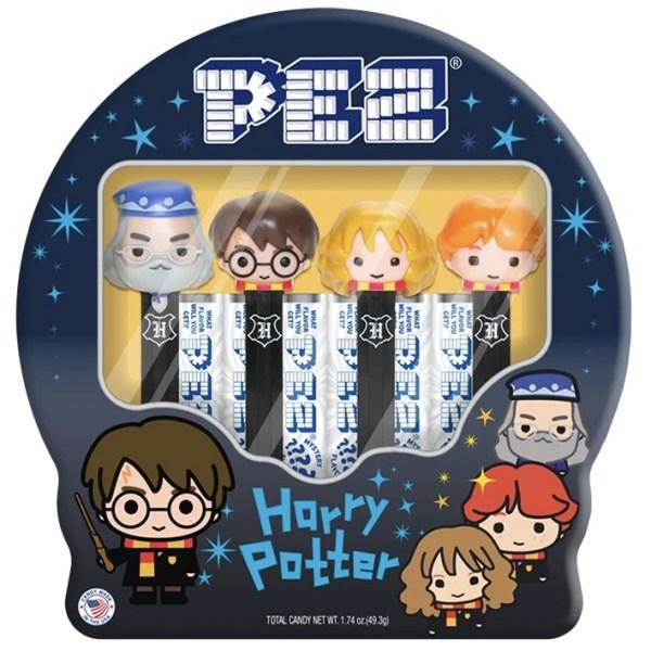 Pez - Harry Potter Gift Tin