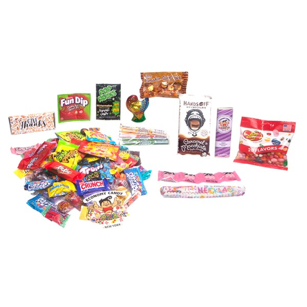 Thanksgiving CandyCare Pack - Kids Table