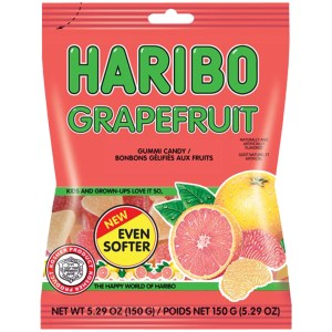 Haribo Grapefruit - Kosher