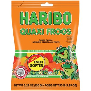 Haribo Quaxi Frogs - Kosher