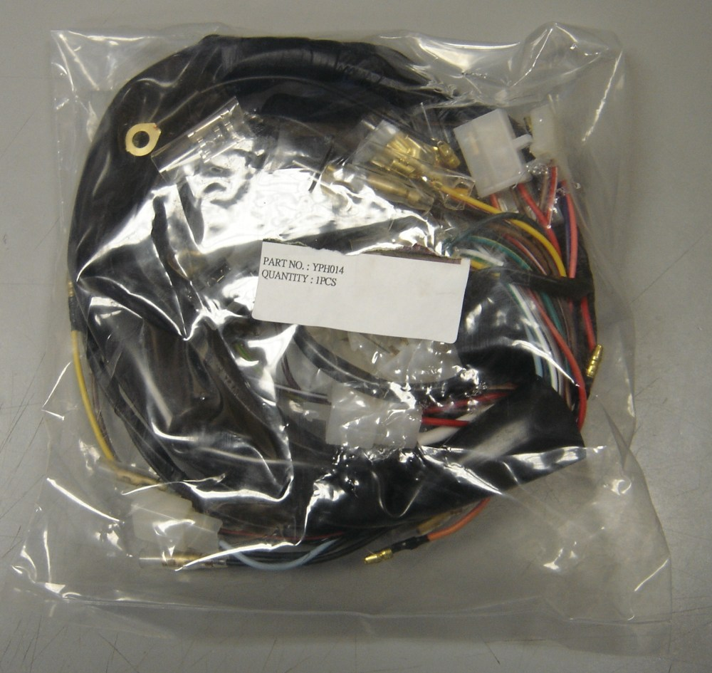 medium resolution of yamaha rd400 wiring harness out of stock