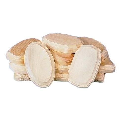 Econocrafts Wooden Plaque Assortment 3 X 5