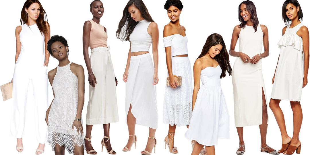 How to Rock Your Favorite Style at an All White Party ...