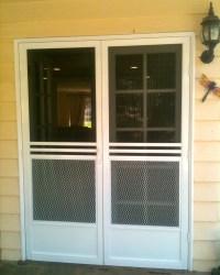Screen Doors, Window Screen Repair, Mobile Screen Service ...