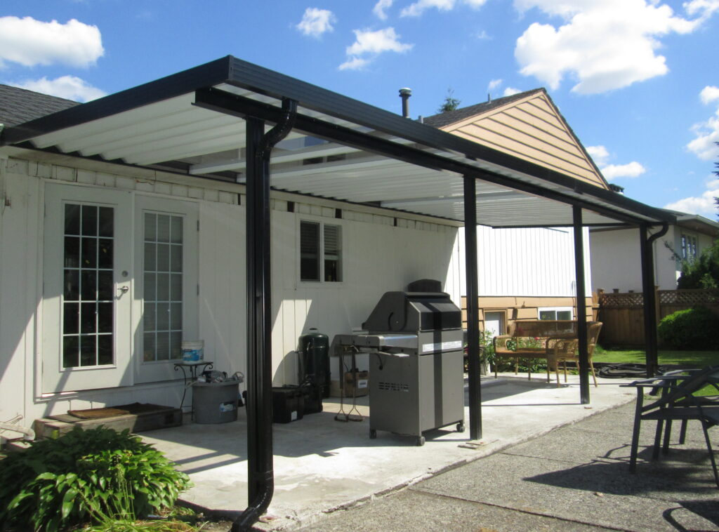 vancouver custom patio cover deck covers